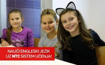 Učenje engleskog jezika sa elementima NTC-a!