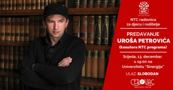 BIJELJINA: Danas predavanje Uroša Petrovića