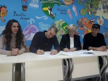 BIJELJINA: Potpisan ugovor o nastavku saradnje između NTC sistema učenja i Obrazovnog centra CEROVAC