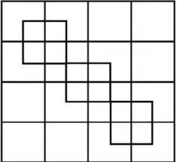 Testirajte koncentraciju: Koliko kvadrata vidite na slici?