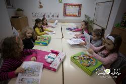 Mogu li djeca predškolskog uzrasta da nauče strani jezik?