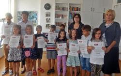 Trideset devet malih genijalaca dobilo diplome SuanPan-a!