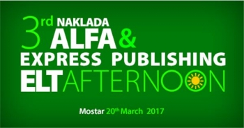 3rd ELT ALFA & Express Publishing Afternoon