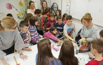 """Ekološka sedmica u Obrazovnom centru """"Cerovac"""" (FOTO)"""