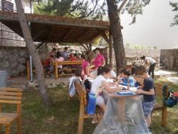 Selo Cerovac dočekalo učesnike Dječije likovne radionice