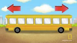Da li možete da pogodite na koju stranu ide ovaj autobus?